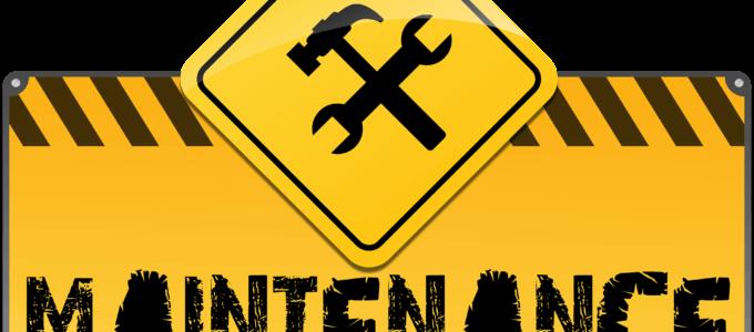 DJ Website maintenance Design